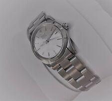 Vintage Rolex Oyster Precision With Rolex Bracelet (+ New Brown Leather Strap)