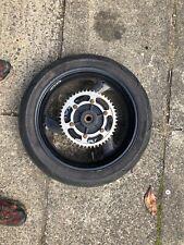 yamaha fzs 600 fazer Rear Wheel 2003