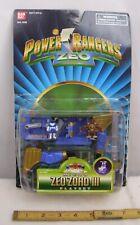 BANDAI MIGHTY MORPHIN POWER RANGERS ZEO ZORD III ACTION FIGURE PLAYSET 1996
