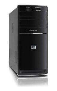 HP Pavilion p6000 AMD Athlon II X4 640 Processor 3Ghz 160GB SSD 8GB RAM Win 10 P