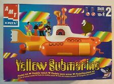 1999 AMT ERTL BEATLES YELLOW SUBMARINE MODEL KIT