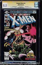 UNCANNY X-MEN #144 CGC 8.5 OWW STAN LEE SS CYCLOPS SOLO STORY CGC #1206490004