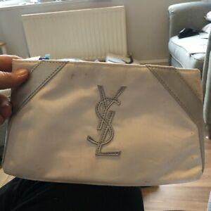yves saint laurent make up bag (pre Owned And Marked)