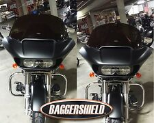 "Harley Road Glide Convertible Baggershield Windshield 12""-20"" 2015-Present"