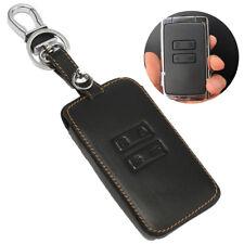 For Renault Kadjar 2016 2017 Keychain Car Leather Key Holder Remote Cover Case