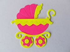 Baby Carriage Metal Cutting Dies Stencils for DIY Scrapbooking Card Making