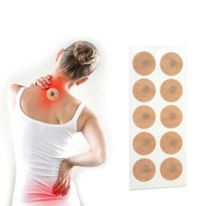 Natural Healing Magnetic Therapy Pain Relief Slimming Plasters Magnet Patches