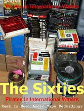 Pirate Radio 355 Martin Kayne Alan Black Mark Sloan News Reports (180min Reel)