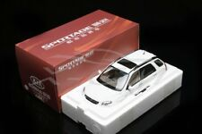 Diecast Car Model KIA Sportage SUV 1:18 (White) + GIFT!!!!!