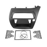 1 Or 2 Din Radio Fascia Plates for Honda Civic Stereo Panel Dash Trim Kit Frame