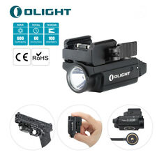 OLIGHT PL-MINI Valkyrie 2 600 Lumens Magnetic Rechargeable Pistol Tactical Light