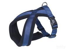 Nobby Komfort Geschirr Classic blau Bauch: 35-50cm B: 25/50mm