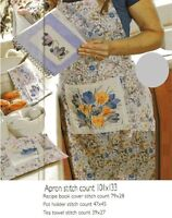 SPRING KITCHEN    -       CROSS STITCH PATTERN  ONLY   R66M1
