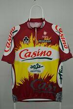 a918845f6 Mens Nalini Vintage 90s Cycling Shirt Jersey Mens Short Sleeve Size L