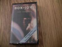 Bon Jovi - 7800 Fahrenheit (cassette) 1985 Rock Music