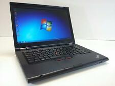 Lenovo T430 ThinkPad Laptop i5 8GB 240GB SSD Windows 7 Pro 1600x900 Grade A