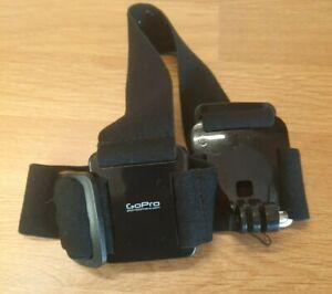 GoPro Branded HERO Head Strap for all GoPro cameras - Genuine GoPro Accessory