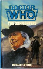DONALD COTTON Doctor Who: The Gunfighters (1985 UK WH Allen Hardback 1st)