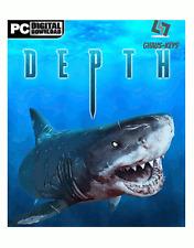 Depth Steam Key Pc Game Code  Digital Download Spiel Global [Blitzversand]