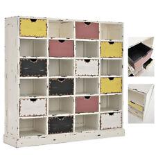 Vintage Kommode Tetje Schubladenkommode Mahagoni Mehrzweckschrank mehrfarbig