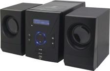 Soundmaster MCD400 kompakt Stereoanlage mit DAB+ Radio, CD USB MP3
