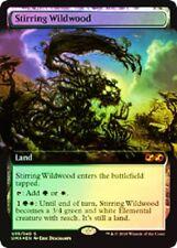 Stirring Wildwood Foil Box Topper x 1 (Ultimate Masters) MTG (Mint)