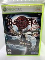 Microsoft Xbox 360 Game Lot - Bayonetta & Dantes Inferno - Tested Complete EUC