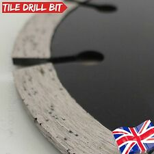 Ceramic, Stone Tile Cutting Disc Blades 115mm Wet Tile Cutters or Angle Grinders
