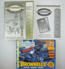 2000 Numric Gun Parts Catalog #23 with Supplement and 2000-2001 Brownells #53