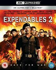 The Expendables 2 (4K Ultra HD + Blu-ray) Sylvester Stallone, Jason Statham