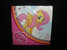 MIP 20x G4 My Little Pony Friendship is Magic Serviettes Napkin Partyware Amscan