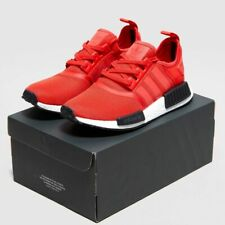 Adidas NMD_R1 Clear Red White Size 8 US BB1970 2016 DS New In Box