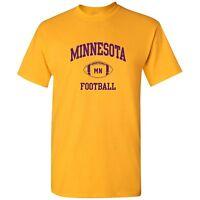 Minnesota City Classic Football Arch Unisex T-Shirt