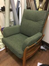 Ercol Saville chair (complete set of chair cushions)