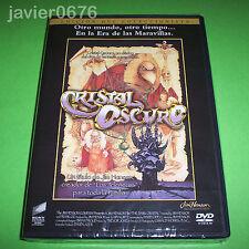 CRISTAL OSCURO DVD NUEVO Y PRECINTADO