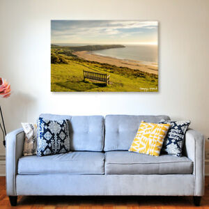 Baggy Point - Various Sizes - North Devon Canvas - Ready to Hang
