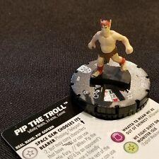 PIP THE TROLL - 008 - Common Figure Heroclix Avengers Infinity Set #8