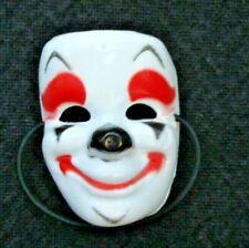 Vintage Ken Doll Masquerade Costume Clown Mask #794 Mint! Elastic still stretchy