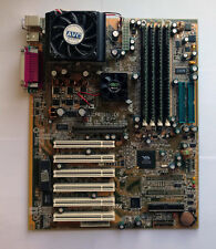 Abit KR7A Motherboard with AMD Athlon XP 1500+ CPU and 1GB RAM - Test OK