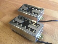 Warman Retro Rockers. Classic vibe alnico H top 4 wire humbuckers