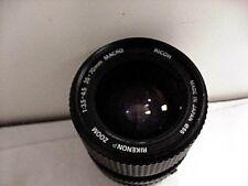 Ricoh Rikenon P Macro Zoom 1:3.5-4.5 35-70mm Lens