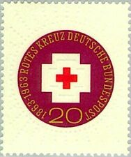 Sellos de Europa, nuevo sin charnela (MNH), cruz roja