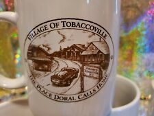 The Village Of Tobaccoville The Place Doral Calls Home Coffee Mugs (Ad premium)
