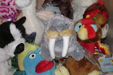 Webkinz Lot of 10 Assorted Animals Fish Cat Sealed NEW