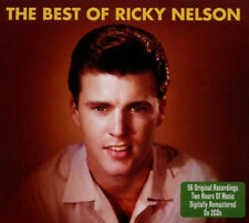 Ricky Nelson BEST OF Rick REMASTERED 56 Songs ESSENTIAL COLLECTION New  2 CD