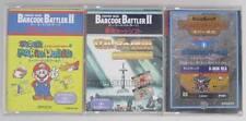 BARCODE BATTLER II SUPER MARIO WORLD ZELDA NO DENSETSU CONVENI WARS GAIDEN EPOCH
