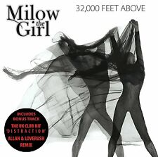 MILOW THE GIRL - 32,000 FEET ABOVE New + Sealed CD 32000 thirty-two thousand