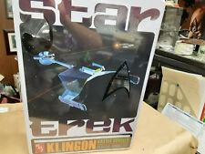 AMT Star Trek Klingon Battle Cruiser model kit (Tin)