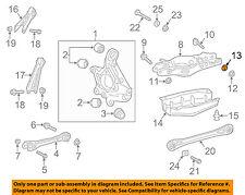 GM OEM Rear Suspension-Lower Control Arm Washer 11547262