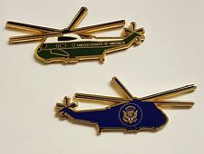 White House Issued POTUS Presidential Helicopter HMX-1 Marine One Donald J Trump